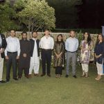 Acting British High Commissioner celebrates chevening alumni achievements