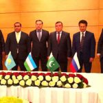 Uzbekistan laying railway line to increase regional trade, connectivity