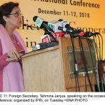 Negotiations only way to peace in Afghanistan: Tehmina