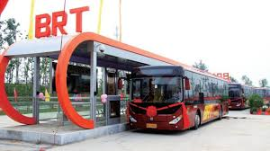 Peshawar BRT project started to crumble before its completion