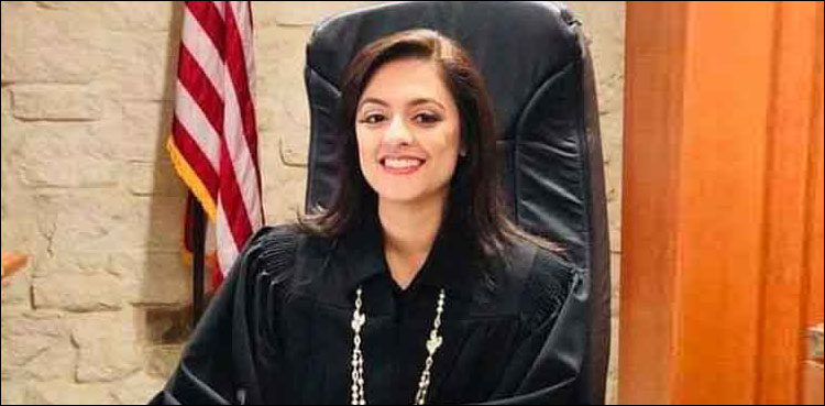 Pakistani-American woman Rabeea Collier becomes a judge in Texas court