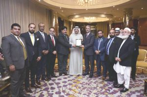 Pak business delegation holds productive meetings in Jeddah