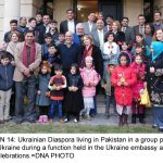 Ukraine embassy hosts Ukrainian Diaspora in Pakistan to celebrate winter festivities