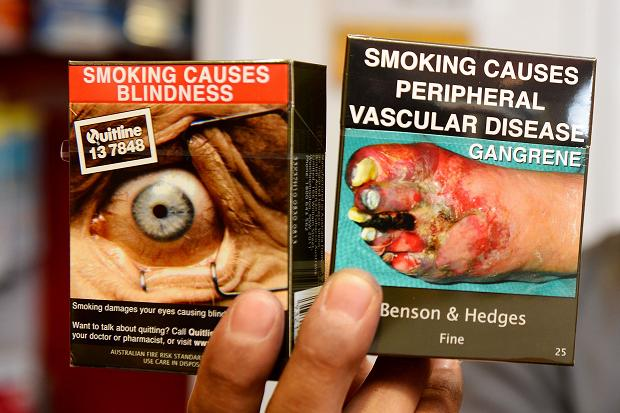 Health ministry wants news pictorial warning on cigarette packs