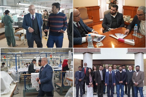 Leadership of Pakistani University is interested in establishing cooperation with UzbekistanLeadership of Pakistani University is interested in establishing cooperation with Uzbekistan