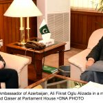 Azerbaijan envoy meets Speaker National Assembly Asad Qaiser