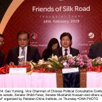 """Friends of Silk Road"" launched in Pakistan"