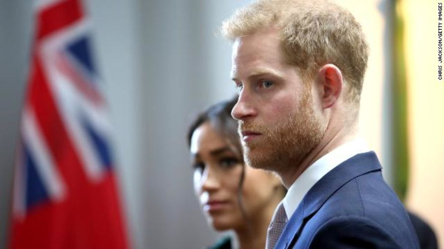 """William, Kate, Harry and Meghan condemn """"horrifying assault"""""""