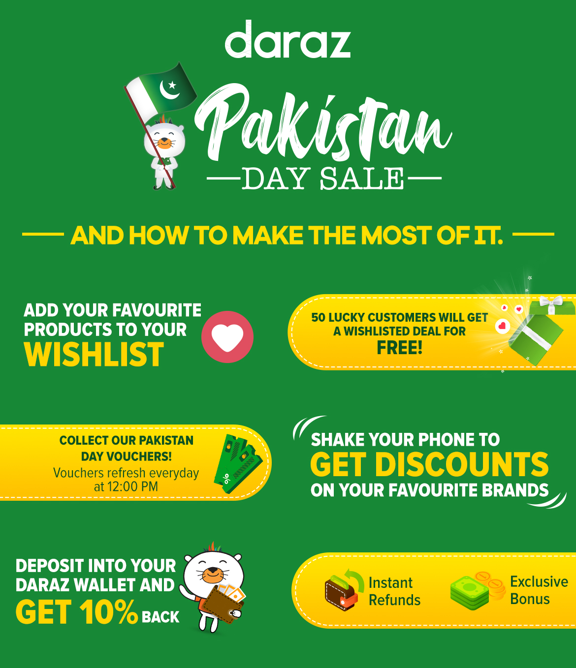 Daraz launches cars this Pakistan Day Sale with big discounts