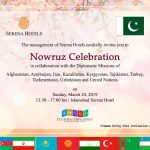 Nowurz festivities kick start at Islamabad Serena Hotel on Sunday