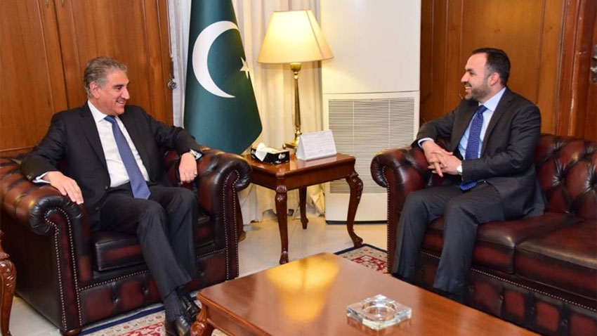 Pakistan will continue to play its role for peace in region: Qureshi