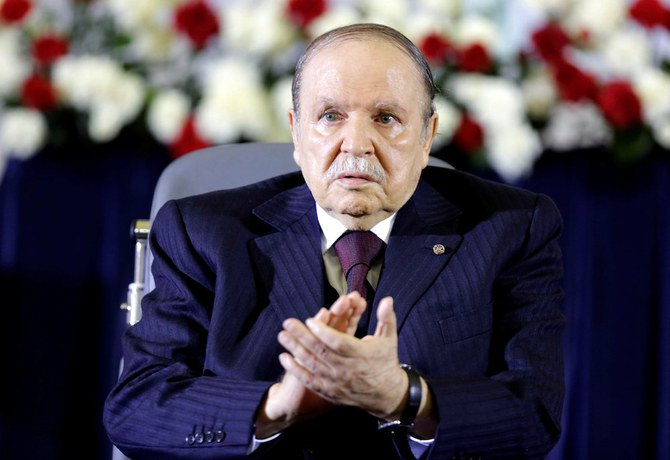 Abdelaziz Bouteflika resigns as president of Algeria after 20 years in power